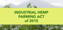Industrial Hemp Farming Act Gains New Cosponsors
