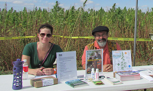 Hemp Volunteers - National Hemp Association