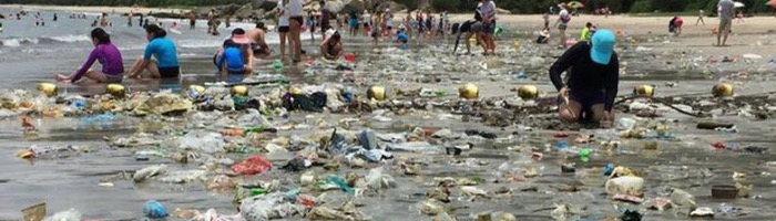 Hemp Can Help Reduce Trash Tsunami of Plastic Waste