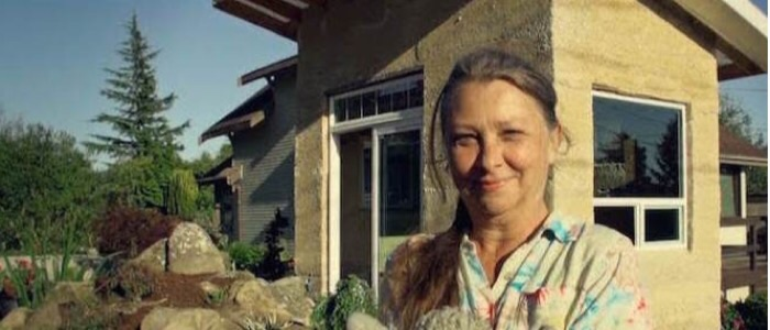 Grandma Builds a Tiny Home Out of Hemp